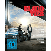 Blood Ties (Steelbook Edition) [Blu-ray]