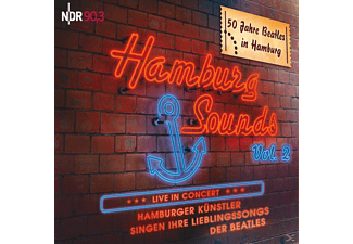 VARIOUS - Hamburg Sounds Vol.2 - Ndr 90,3 - (CD)