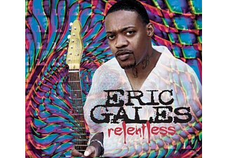 Eric Gales - Relentless - (CD)