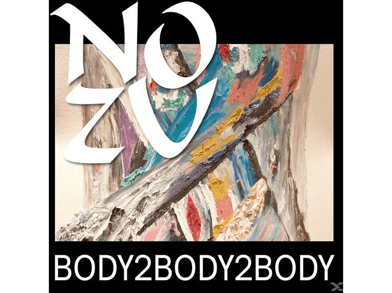 No Zu - BODY2BODY2BODY [Vinyl]