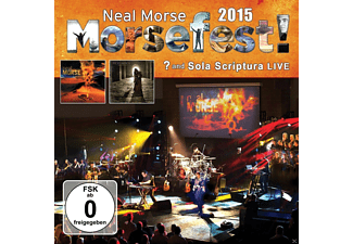 Neal Morse - Morsefest 2015 Sola Scriptural and ? Live Box-Set - (CD + DVD)
