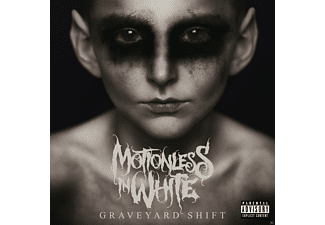 Motionless In White - Graveyard Shift - (CD)