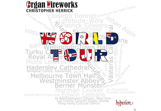 Christopher Herrick - Organ Fireworks Vol.2 - (CD)