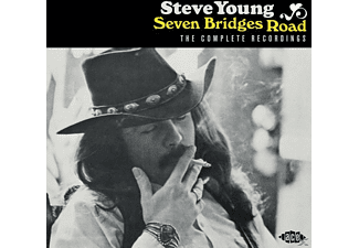 Steve Young - Seven Bridges Road-The Complete Recordings - (CD)