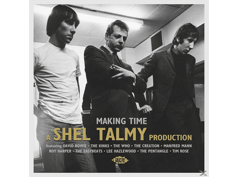 VARIOUS - Making Time-A Shel Talmy Production [CD]