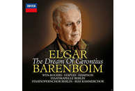 Daniel Barenboim, Staatskapelle Berlin, Thomas Hampson, Staatsopernchor Berlin, Catherine Wyn-rogers, Andrew Staples - THE DREAM OF GERONTIUS [CD]