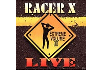 Racer X - Live Extreme Vol. 2 - (CD)