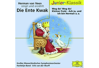 Hermann Van Veen, Van Veen Herman - Die Ente Kwak (Elo Jun.) - (CD)