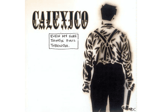 Calexico - Even My Sure Things Fall Through - (CD)