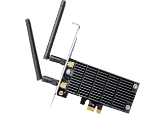 TP-LINK Archer T6E AC1300 High-Gain-Dualband-PCI-Express-, WLAN-Adapter