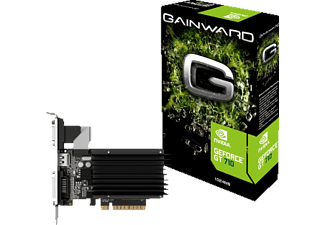GAINWARD GeForce® GT 710 1GB SilentFX (3583)( NVIDIA, Grafikkarte)