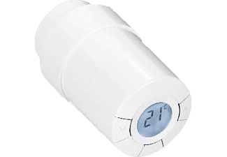 POPP POPE010101, Heizkörperthermostat, kompatibel mit: Z-Wave Plus