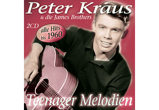 Peter Kraus, Die James Brothers, VARIOUS - Teenager Melodien - (CD)