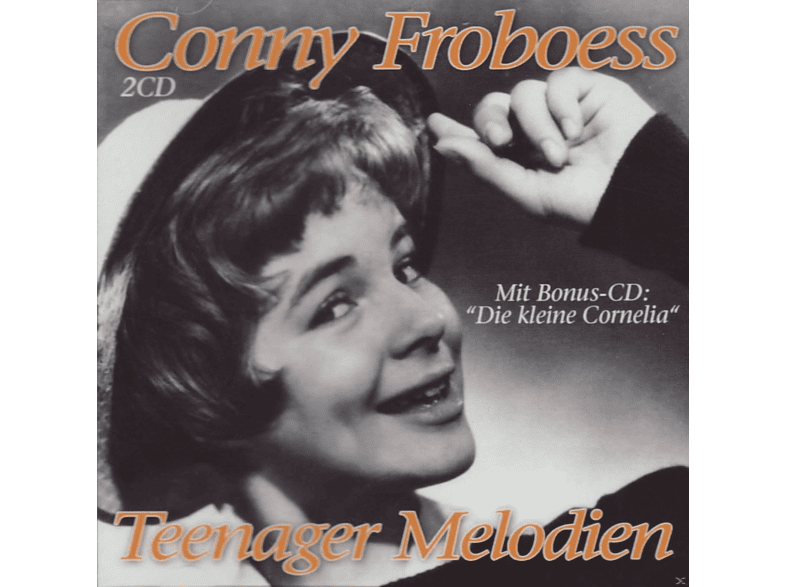 Conny Froboess - Teenager Melodien [CD]
