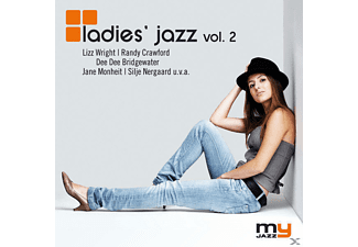 VARIOUS - LADIES JAZZ 2 (MY JAZZ) - (CD)