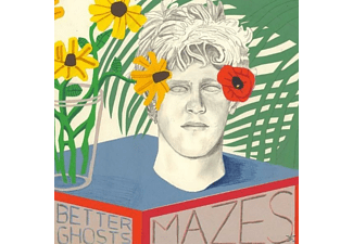 Mazes - BETTER GHOSTS - (Vinyl)