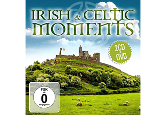 Lokal Heroes, The O'brians - Irish & Celtic Moments - (CD + DVD)