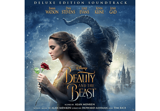 Beauty And The Beast OST (DLX) CD