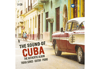 VARIOUS - Sound Of Cuba,The-Ltd.Edition(Trova Songs,Gui - (CD)