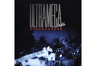 Soundgarden - Ultramega Ok - (CD)