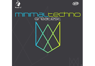 VARIOUS - MINIMAL TECHNO GREATEST - (CD)