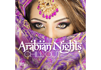 Harem - ARABIAN NIGHTS - CHILL OUT - (CD)