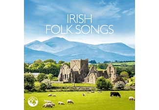The O'brians - IRISH FOLK SONGS - (CD)