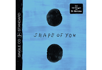 Ed Sheeran - Shape Of You - (5 Zoll Single CD (2-Track))