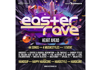 VARIOUS - Easter Rave 2017 - (CD)