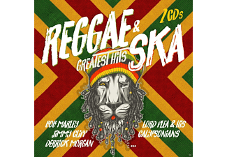 VARIOUS - Reggae & Ska-Greatest Hits - (CD)