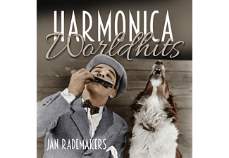 Jan Rademakers - Harmonica Worldhits - (CD)