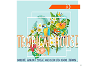 VARIOUS - TROPICAL HOUSE [CD]