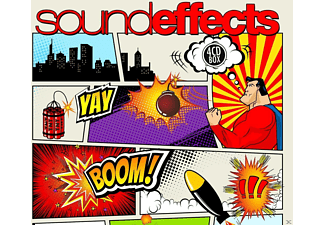 VARIOUS - SOUNDEFFEKTE - SOUND EFFECTS! - (CD)