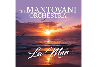 The Mantovani Orchestra - LA MER - (CD)
