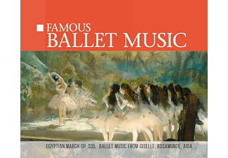 VARIOUS - FAMOUS BALLET MUSIC - (CD)