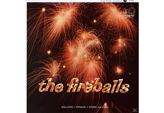 The Fireballs - The Fireballs - (Vinyl)