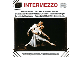 Various - Intermezzo - (CD)