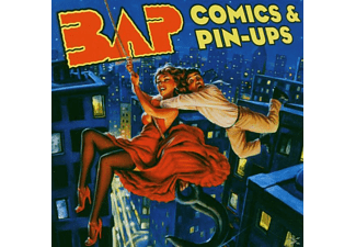 BAP - Comics & Pin-Ups (Remaster) - (CD)