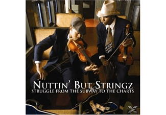 Nuttin' But Stringz - STRUGGLE FROM THE SUBWAY TO THE CHA - (CD)
