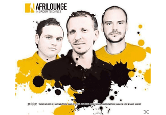 VARIOUS - In Order To Dance (Mixed By Afrilounge) - (CD)