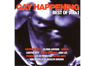 VARIOUS - Best Of Gay Happening Vol.1 - (CD)