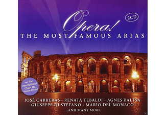 Various - Opera! The Most Famous Arias - (CD)
