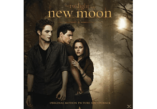 VARIOUS - New Moon - Bis(S) Zum Morgengrauen - Twilight Saga (Ost) - (DVD)