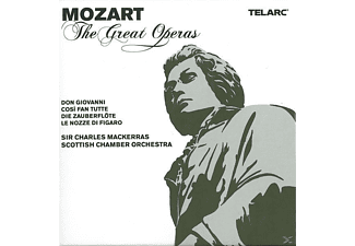 Mackerras Charles, Scottish Chamber Orchestra - The Great Operas - (CD)