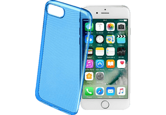CELLULAR LINE 38214 iPhone 7, iPhone 8 Handyhülle, Blau