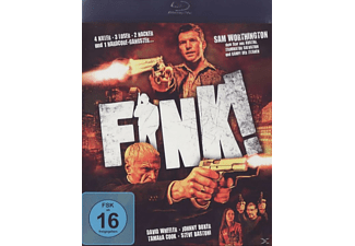 Fink! - Pros and Ex-Cons - (Blu-ray)