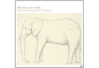 The Sea  Cake - The Moonlight Butterfly - (CD)