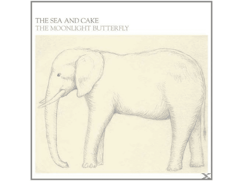 The Sea  Cake - The Moonlight Butterfly [CD]