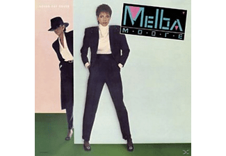 Melba Moore - NEVER SAY NEVER - (CD)