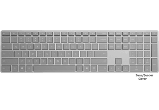 MICROSOFT Draadloze toetsenbord Surface Keyboard Gray AZERTY (WS-00006)